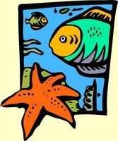 Tien Kleine Visjes Melodie Tekst En Kleurplaat Kinderliedjes