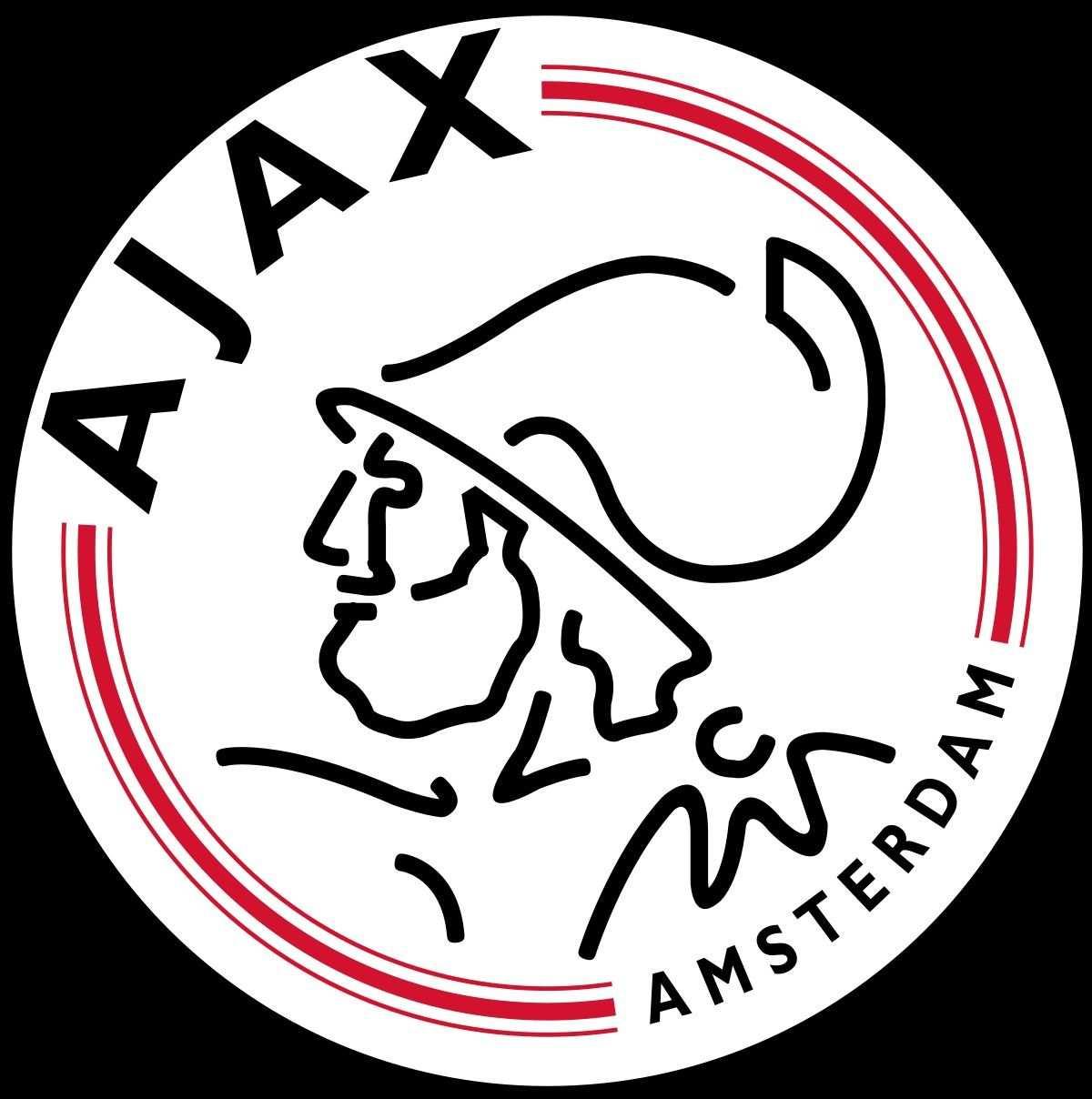 Ajax Logo Kleurplaten Grappige Bureaubladachtergronden Voetbal