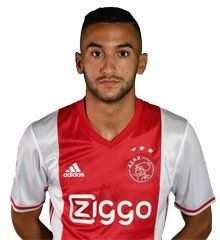 Hakim Ziyech Voetbal Voetballers Sporter