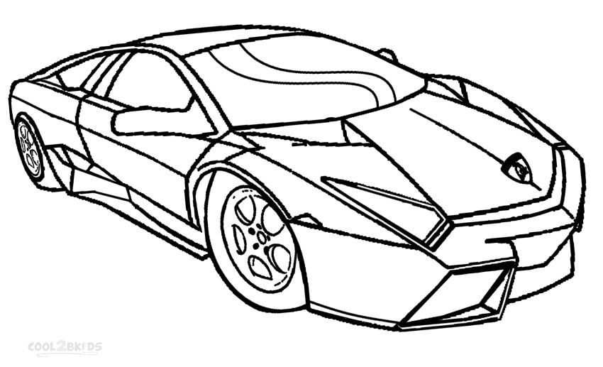 30 malvorlagen auto lamborghini