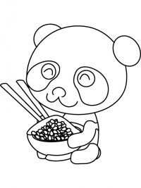 Pandabeer Kleurplaten Topkleurplaat Nl In 2020 Kleurplaten