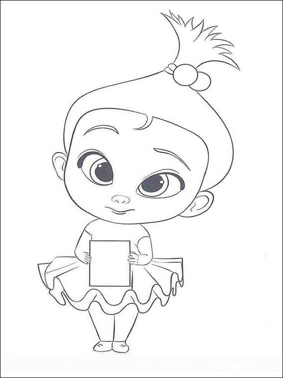 Boss Baby Coloring Pages 35 With Images Baby Coloring Pages