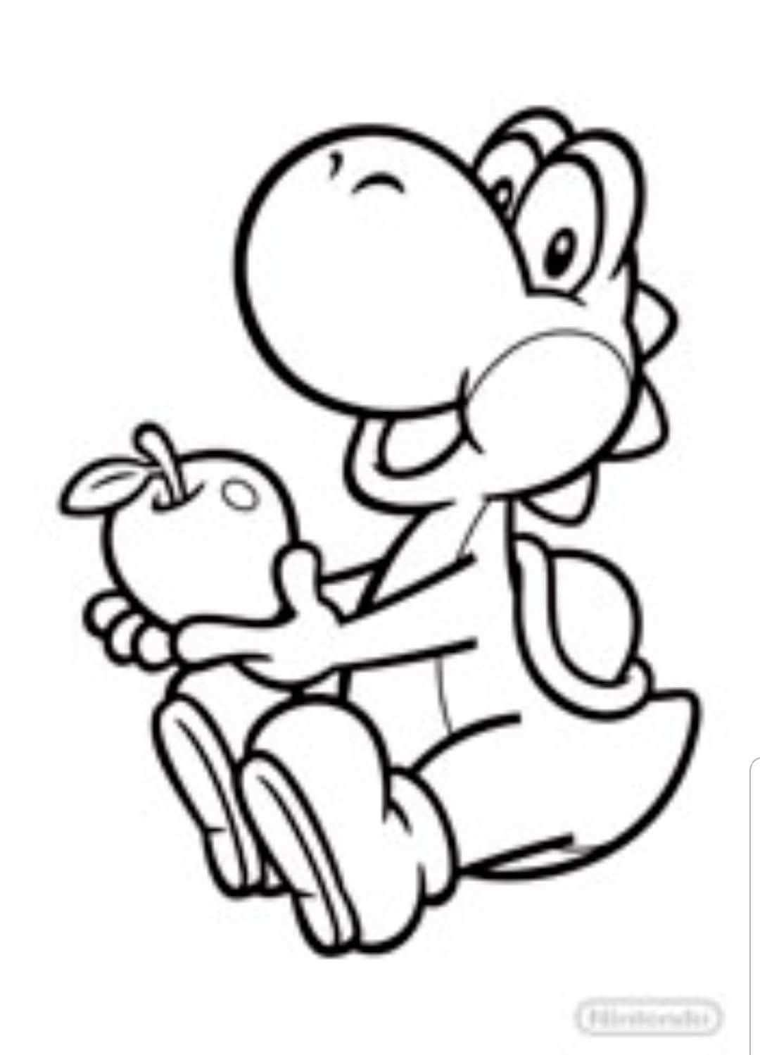 Pin By Erica Echevarria On Mario Super Mario Coloring Pages