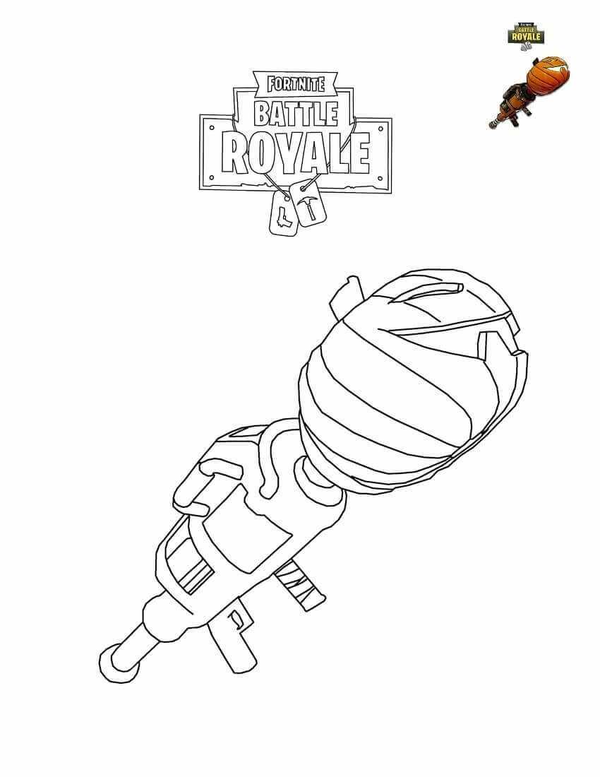Fortnite Coloring Pages With Images Coloring Pages Avengers