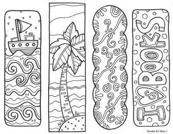 Bookmarks For Your Classroom Library Classroom Doodles Met