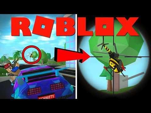 Niemand Ontsnapt Aan Mijn Sniper Roblox Mad City 17 Youtube