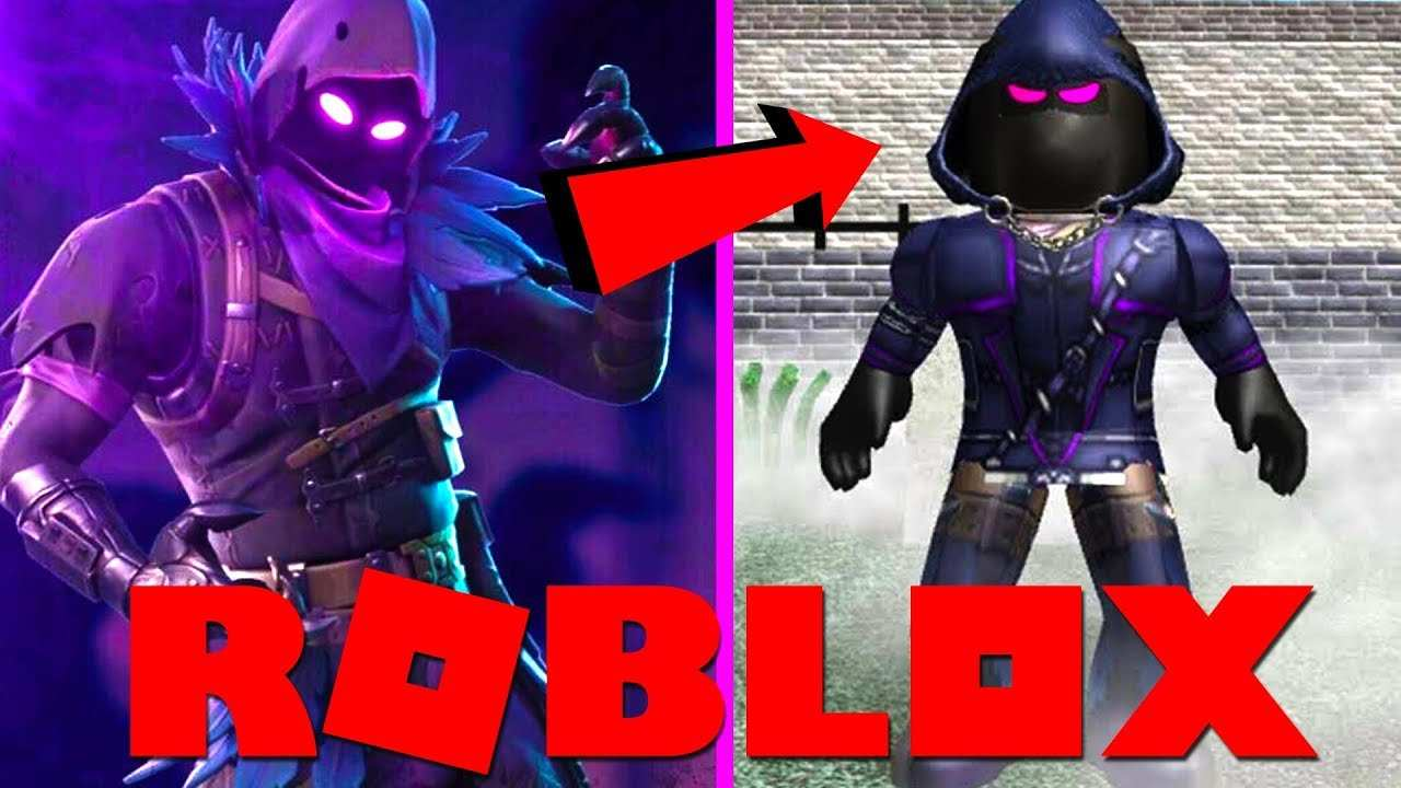 Raven In Roblox Roblox Fortnite Tycoon Youtube