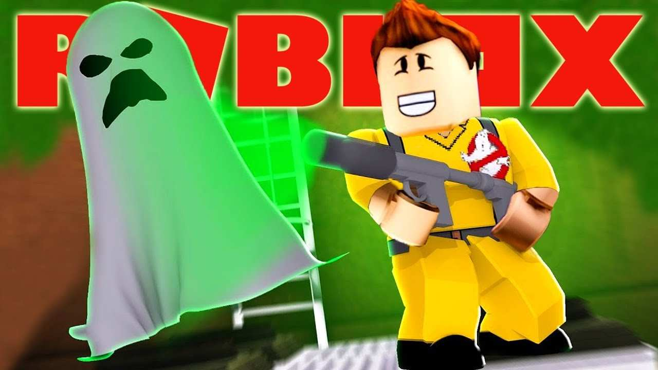 Ghostbusters Roblox Ghost Simulator 1 Youtube