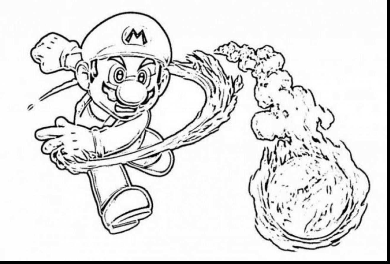 Super Mario Coloring Page Beautiful Photos Mario Odyssey Coloring
