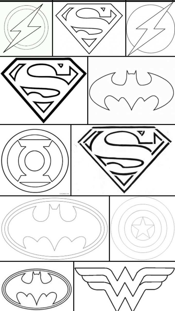 Superhero Logos Cricut Crafts Super Hero Shirts Superhero Birthday