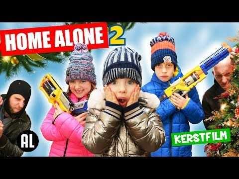 Home Alone 2 Met De Zoete Zusjes De Kerstfilm Van 2018 Youtube