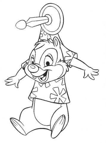 Kids N Fun 35 Kleurplaten Van Knabbel En Babbel Cartoon