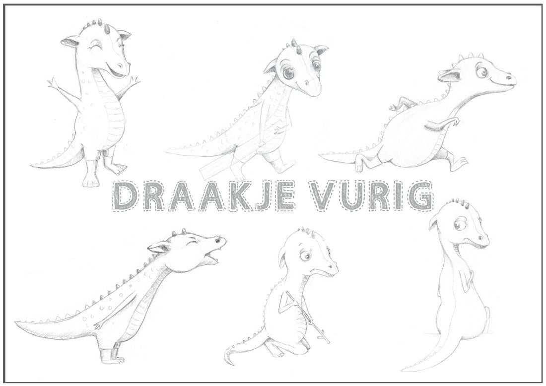 Welkom Op De Draakje Vurig Diy Pagina Download Hier Een Draakje