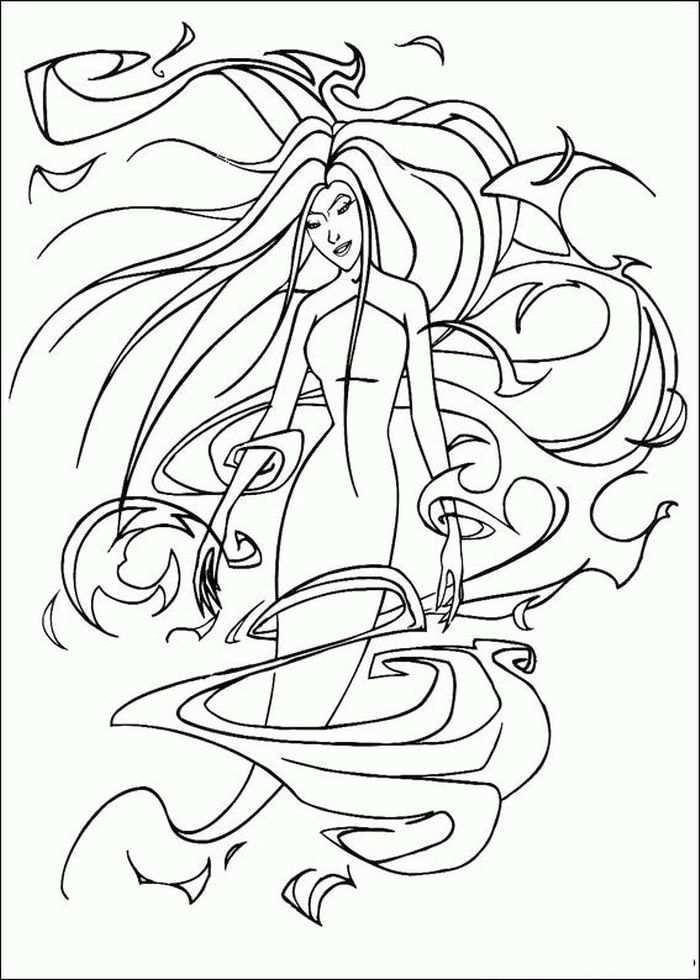 Kleurplaten Sinbad 7 Con Imagenes Dibujos Dibujos Para