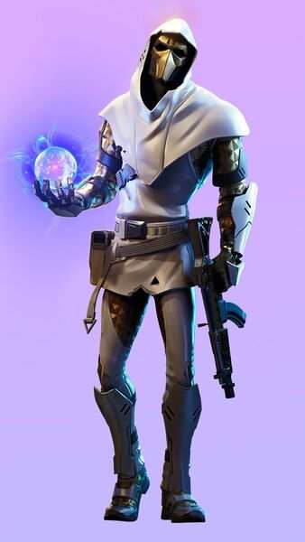 Fortnite Chapter 2 Fusion Season 1 Battle Pass Skin Outfit 4k Hd