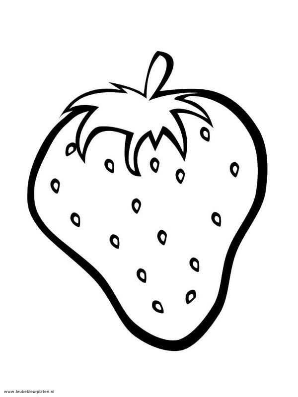 Aardbei Desenho De Morango Desenho Moranguinho Fotos De Frutas
