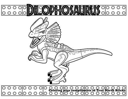 Jurassic World With Images Lego Coloring Pages