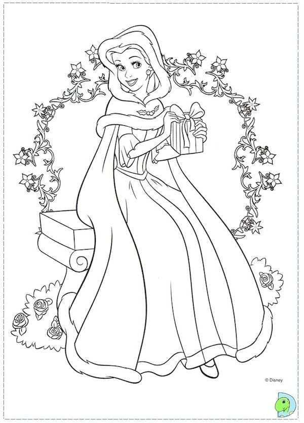 Christmas Coloring Pages Disney Kleurplaten Kleurplaten En Kleuren