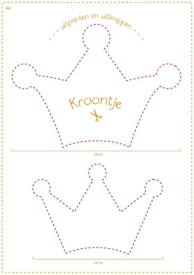 Een Statig Kroontje Op Een Diadeem Met Afbeeldingen Knutselen