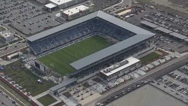 Avaya Stadium San Jose Earthquakes With Images Soccer