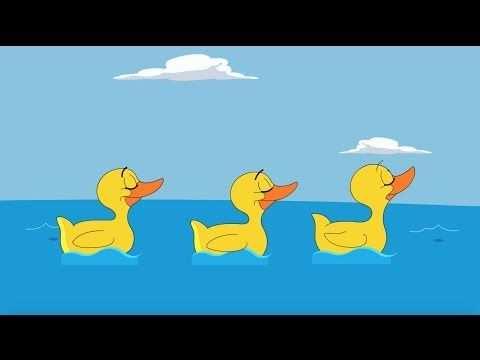 Alle Eendjes Zwemmen In Het Water Kinderliedjes Liedjes Voor
