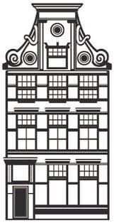 Afbeeldingsresultaat Voor Amsterdamse Huisjes Tekenen Kerst
