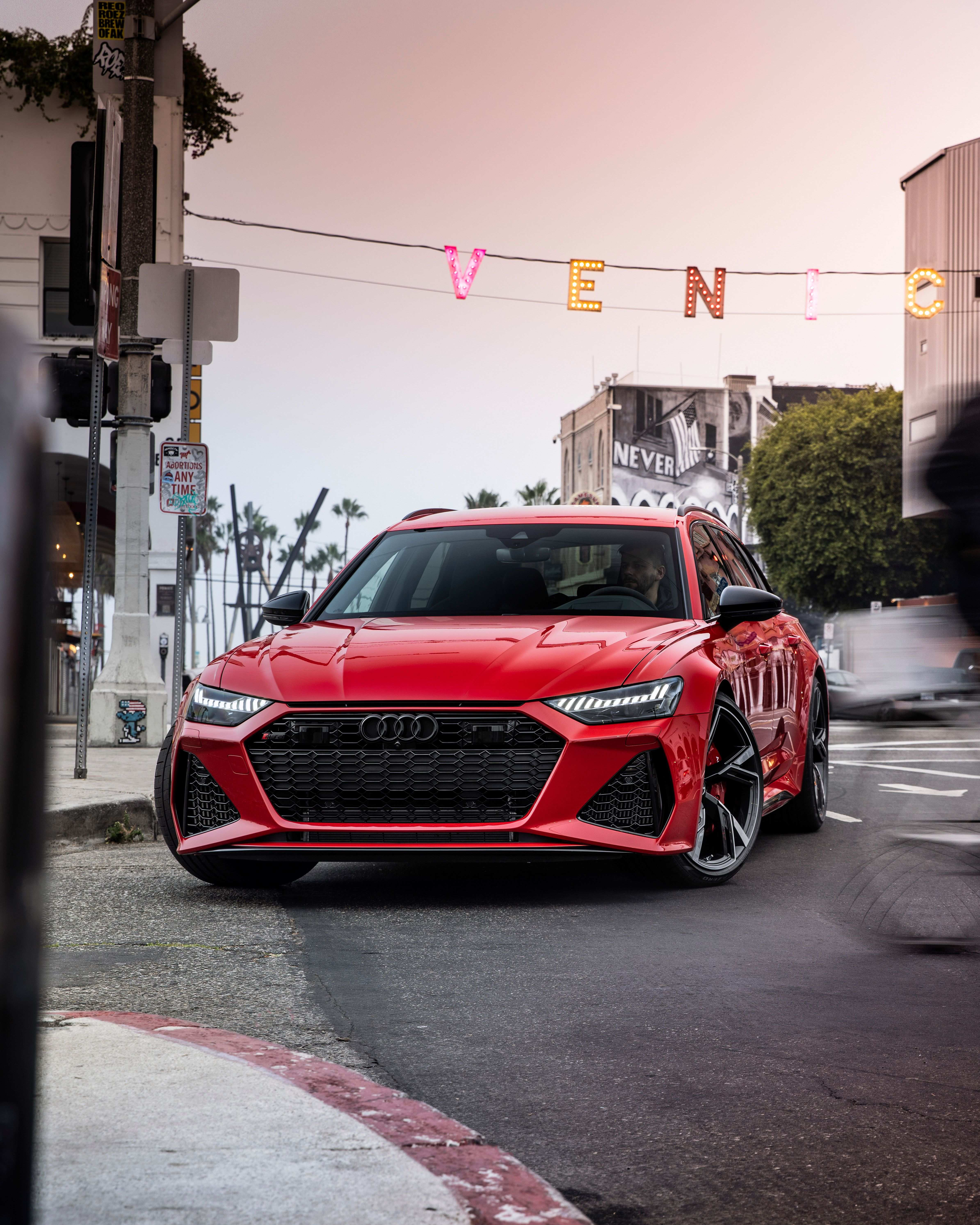 Audi Rs6 Avant Review Why You Need This Mercedes Fighting 600 Hp