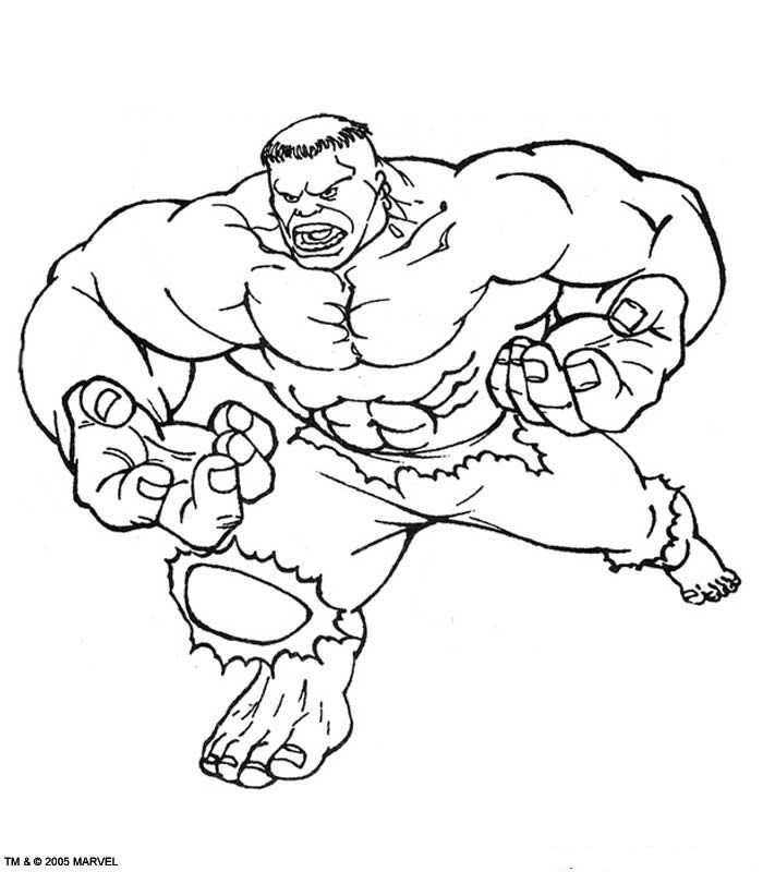 Kleurplaat Hulk Hulk Mit Bildern Superhelden Malvorlagen