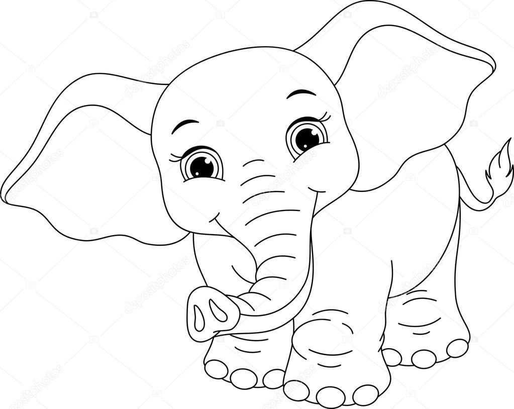 25 Idee Kleurplaat Baby Olifant Mandala Kleurplaat Voor Kinderen