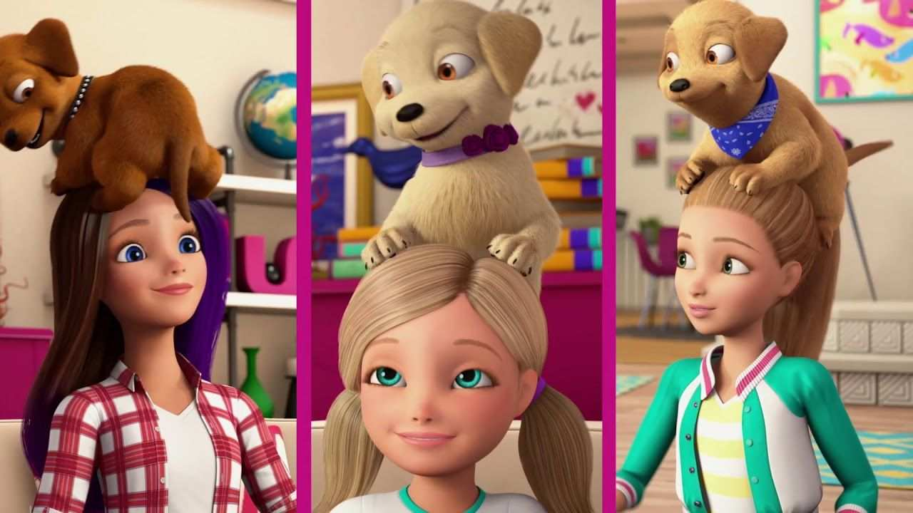 Dreamhouse Adventures On Netflix Barbie Youtube Barbie And