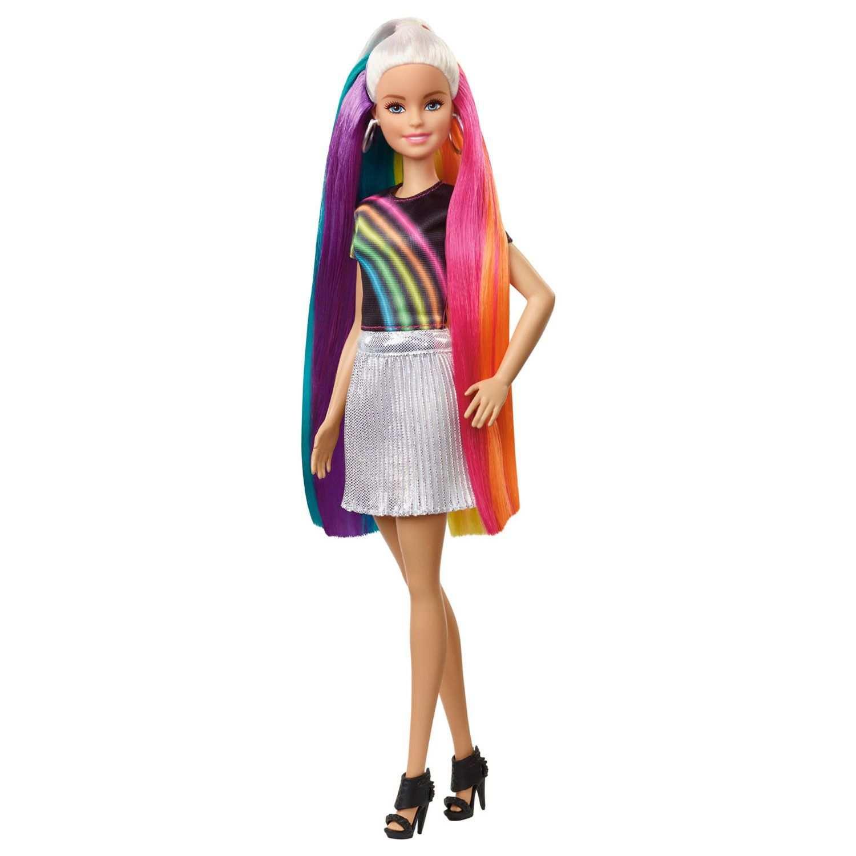 Barbie Sprankelende Regenboog Met Afbeeldingen Barbie