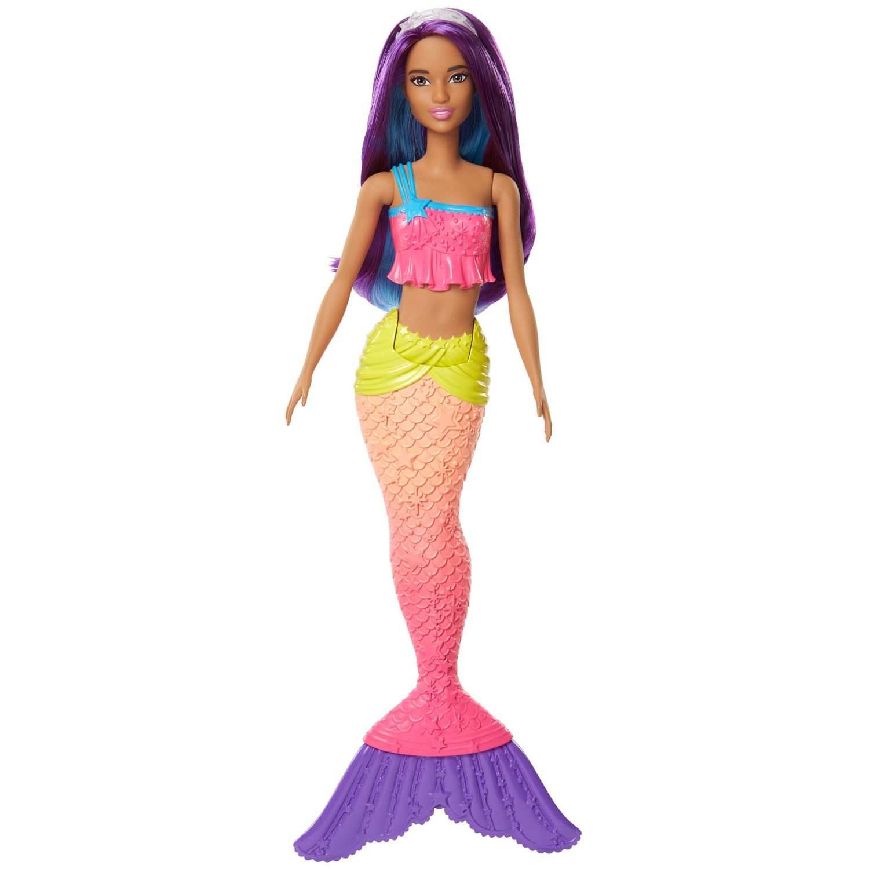Barbie Dreamtopia Regenboog Zeemeermin Pop Barbie Pop En Zusjes
