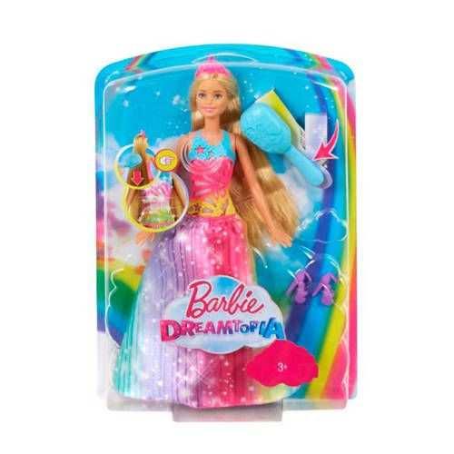 Dreamtopia Twinkelend Haar Prinses Barbie Prinses En Zusjes