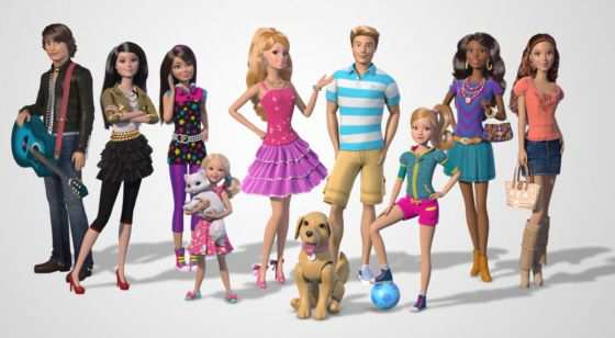 Barbie Life In The Dreamhouse Animated Web Series Launches