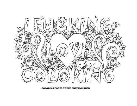kleurplaat bff ketting hartje