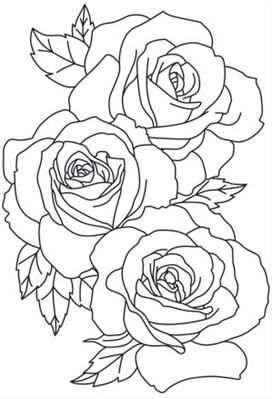 Sumptuous Image Met Afbeeldingen Kleurplaten Bloemen Tekenen