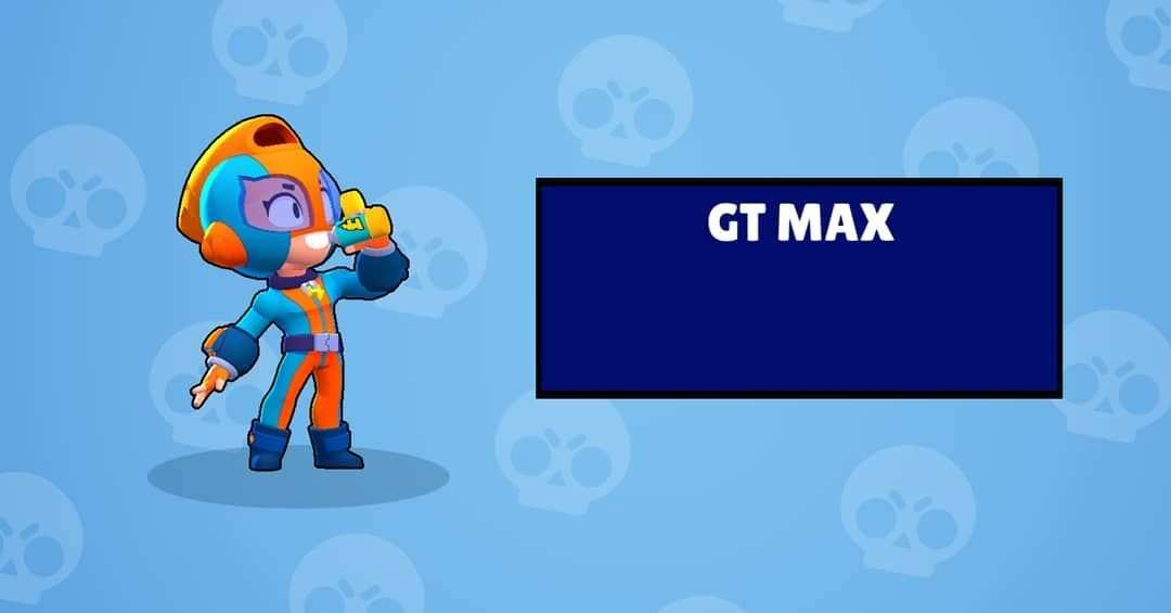 Gt Max Brawlstars In 2020 New Skin Games To Play Brawl