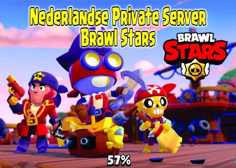 Nederlandse Private Server Brawl Stars 26 165 Mod Apk 2020