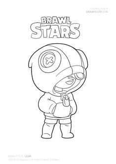 Brawl Stars Leon Varityskuvat Google Haku With Images