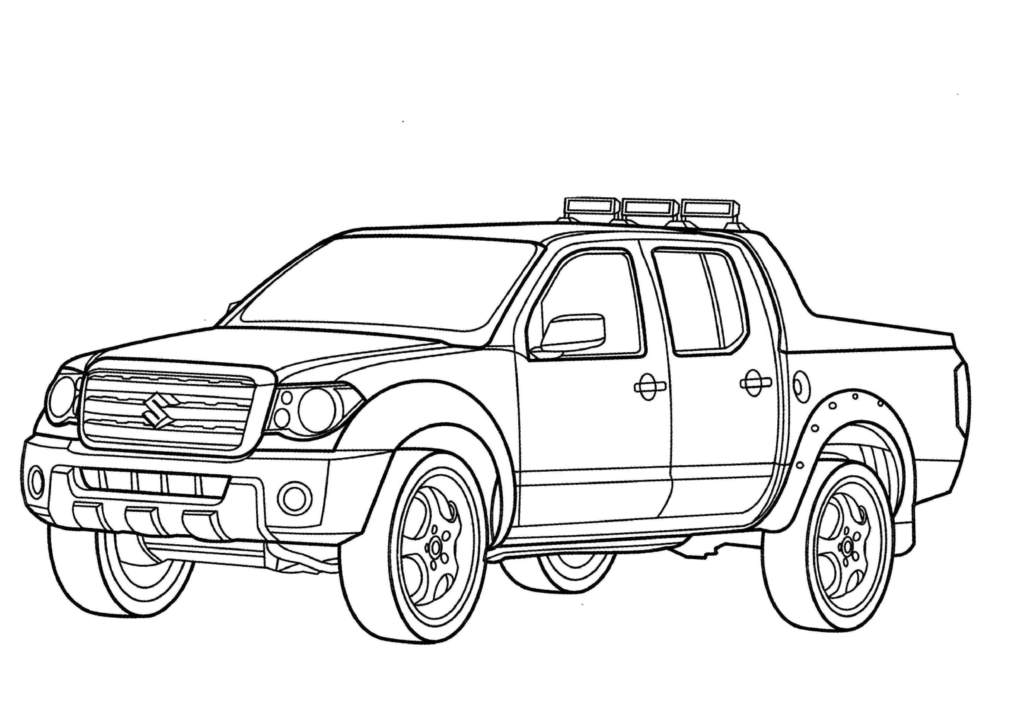 Best Equator Cars Truck Coloring Pages Cars Coloring Pages