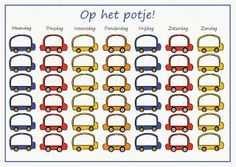 Kleurplaat Op Het Potje Google Zoeken Zindelijkheidstraining