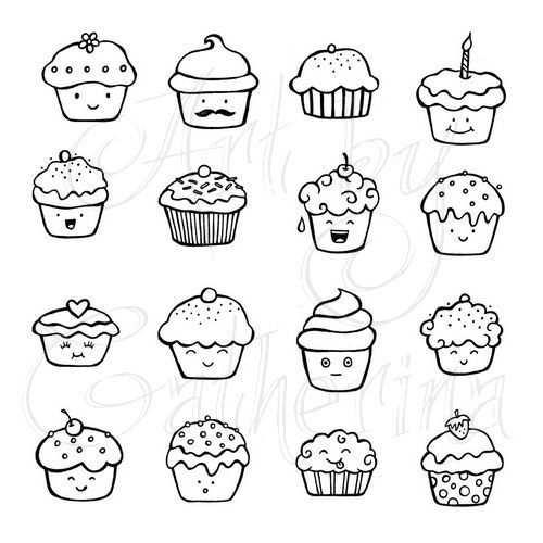 Imagen De Bullet Journal And Cake Met Afbeeldingen Cupcake