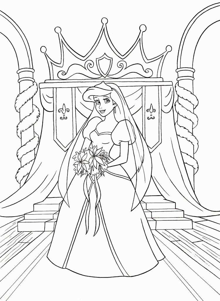 Disney Princess Coloring Page Lovely Walt Disney Coloring Pages