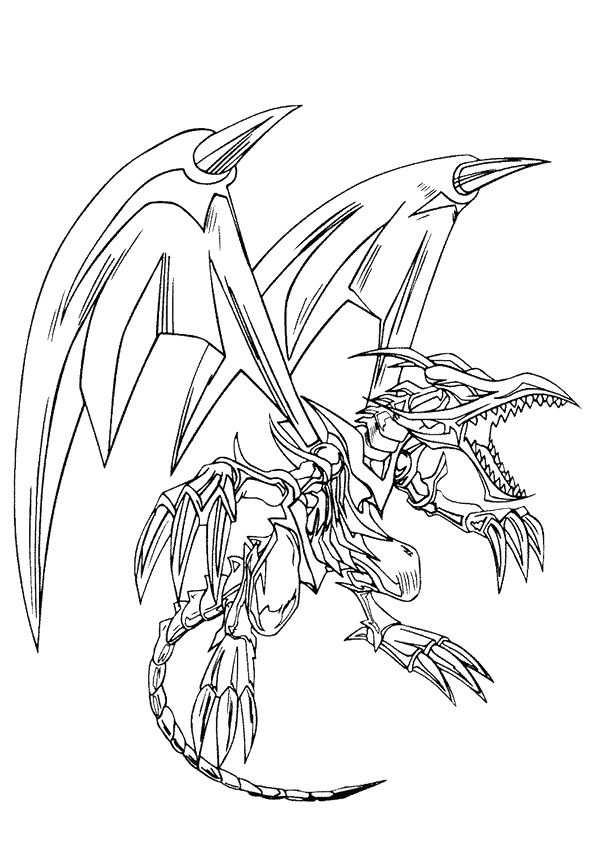 Kleurplaat Draken 7534 Kleurplaten Dragon Coloring Page