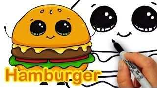 Draw So Cute Youtube With Images Cute Food Drawings Cute