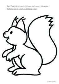 Afbeeldingsresultaat Voor Eekhoorn Tekening Kleurplaten Herfst