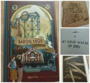 Baron 1898 Het Boek Bij De Dive Coaster Van De Efteling Recensie