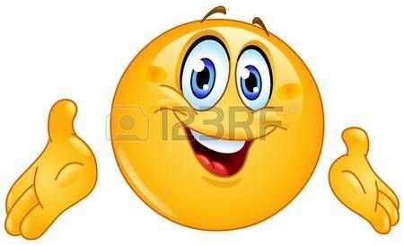 Stock Photo Emoticon