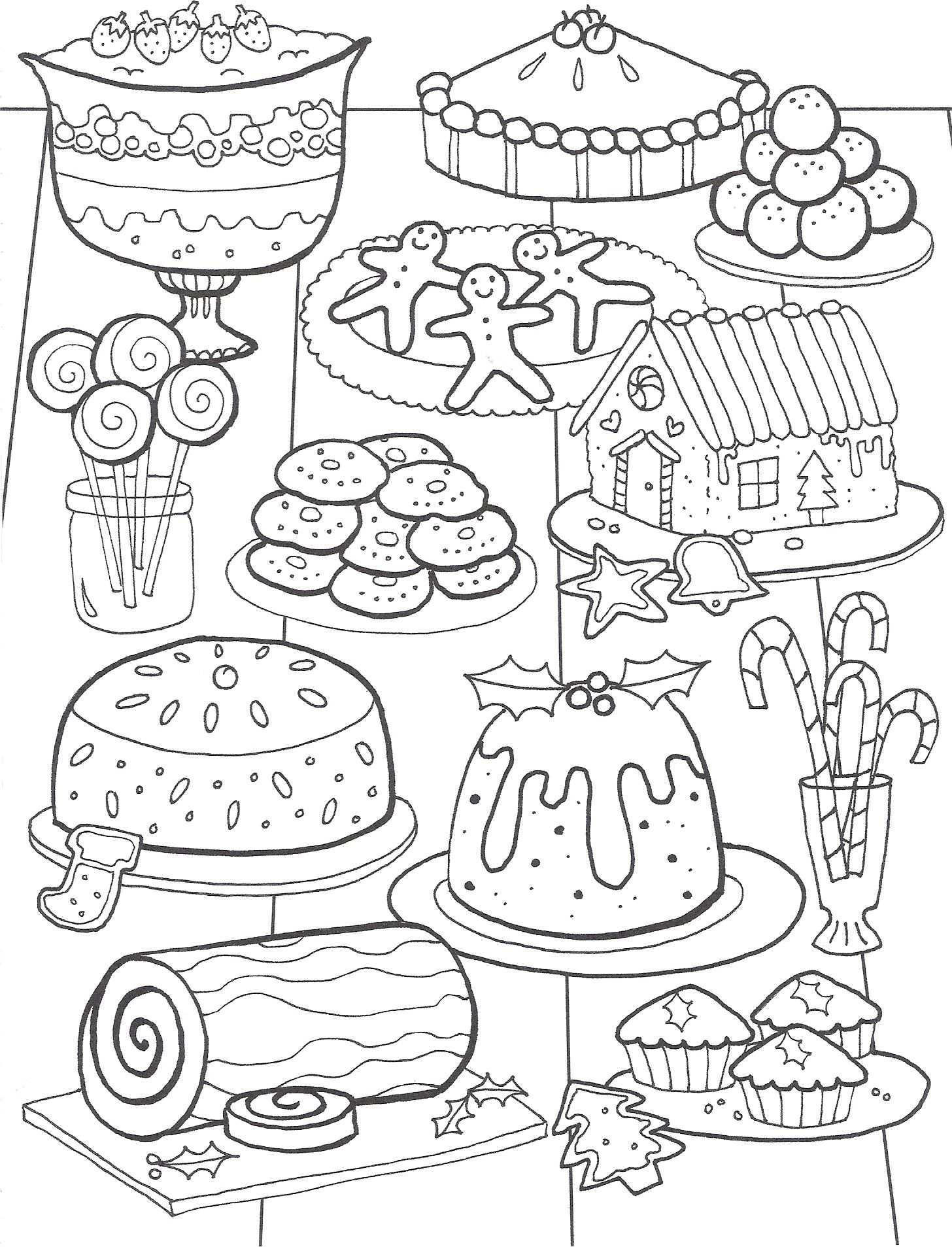 Kleurplaat Kleurplaten Kleurboek Kerstmis Kleurplaten