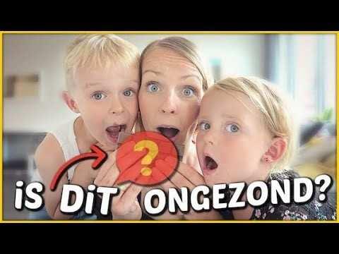 Heeft Fara Een Suiker Verslaving Bellinga Familie Vloggers